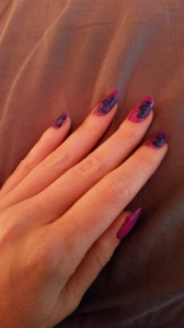 flower fade nails2